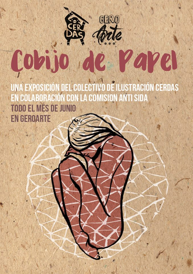 Group Exhibition with Cerdas Collective